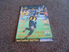 Barnet v Farnborough Town, 2002/03